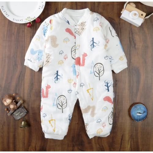 Bộ áo liền quần trần bông cho trẻ sơ sinh - 10848448 , 11419782 , 15_11419782 , 180000 , Bo-ao-lien-quan-tran-bong-cho-tre-so-sinh-15_11419782 , sendo.vn , Bộ áo liền quần trần bông cho trẻ sơ sinh