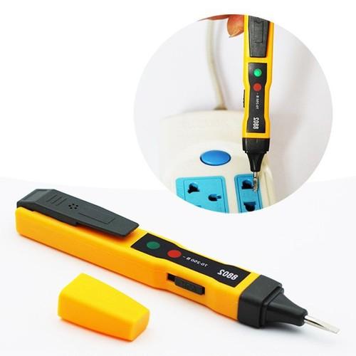 Bút thử điện từ xa là báo không cần cắm trực tiếp