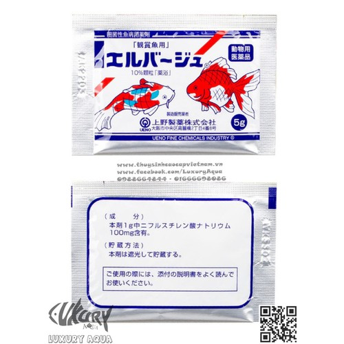 Thuốc trị nấm cá TETRA Nhật Bản
