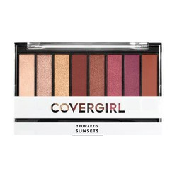 Phấn mắt CoverGirl TruNaked Eyeshadow Palettes, Sunsets