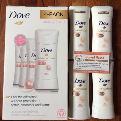 Lăn khử mùi dạng sáp nữ Dove Nutrium Moisture 74g của Mỹ - 10847574 , 11416422 , 15_11416422 , 129000 , Lan-khu-mui-dang-sap-nu-Dove-Nutrium-Moisture-74g-cua-My-15_11416422 , sendo.vn , Lăn khử mùi dạng sáp nữ Dove Nutrium Moisture 74g của Mỹ