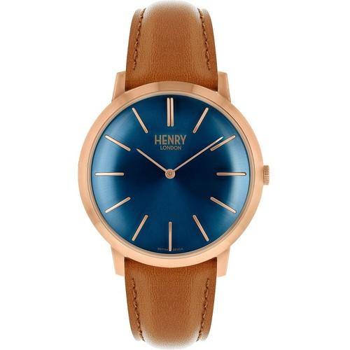 Đồng hồ Henry London HL40-S-0244 ICONIC
