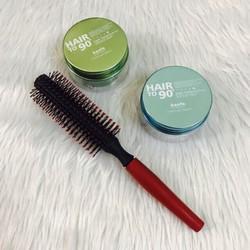 Sáp Vuốt Tóc Hair To 90 Kanfa + Lượt chải xoăn tóc