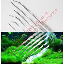 Nhíp trần không bao bì trồng cây thủy sinh các loại mũi cong và thẳng, kích thước 28, 38, 48cm