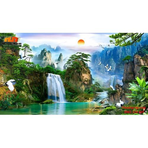 tranh sơn thủy hữu tình - tranh gạch 3d - 5134273 , 11431273 , 15_11431273 , 2490000 , tranh-son-thuy-huu-tinh-tranh-gach-3d-15_11431273 , sendo.vn , tranh sơn thủy hữu tình - tranh gạch 3d