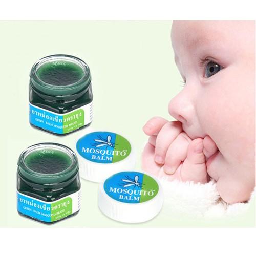 Kem bôi chống muỗi cho bé - 01699885166