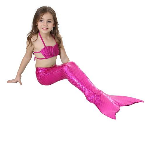 Đồ bơi quần áo tắm nàng tiên cá cho bé gái Cute - 5135186 , 11432201 , 15_11432201 , 240000 , Do-boi-quan-ao-tam-nang-tien-ca-cho-be-gai-Cute-15_11432201 , sendo.vn , Đồ bơi quần áo tắm nàng tiên cá cho bé gái Cute