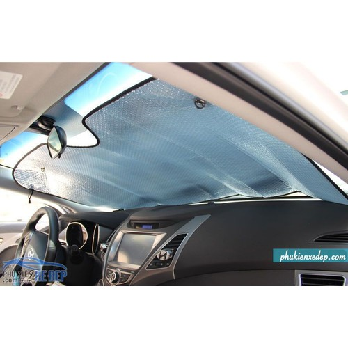 Dụng cụ che nắng phản chiếu ánh sáng chống nóng bên trong xe