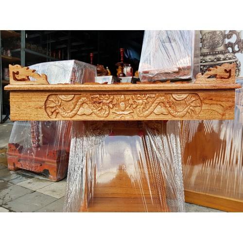 Bàn thờ treo tường gỗ xoan ngang 68 cm - 5141834 , 11437097 , 15_11437097 , 510000 , Ban-tho-treo-tuong-go-xoan-ngang-68-cm-15_11437097 , sendo.vn , Bàn thờ treo tường gỗ xoan ngang 68 cm