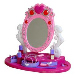 Đồ chơi Bàn trang điểm cho bé màu hồng