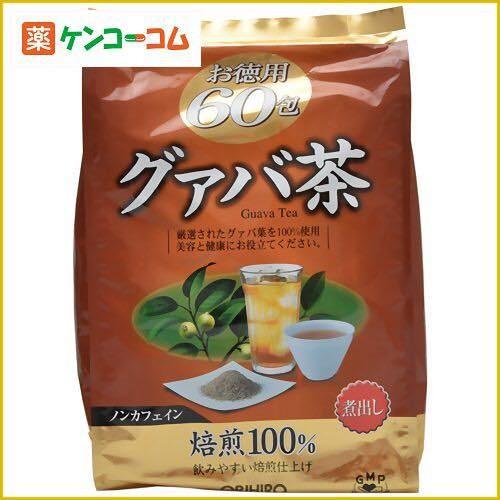 Trà Giảm Cân Tinh Chất Lá Ổi Orihiro Guava Tea 60 gói của Nhật - 5137439 , 11433978 , 15_11433978 , 260000 , Tra-Giam-Can-Tinh-Chat-La-Oi-Orihiro-Guava-Tea-60-goi-cua-Nhat-15_11433978 , sendo.vn , Trà Giảm Cân Tinh Chất Lá Ổi Orihiro Guava Tea 60 gói của Nhật