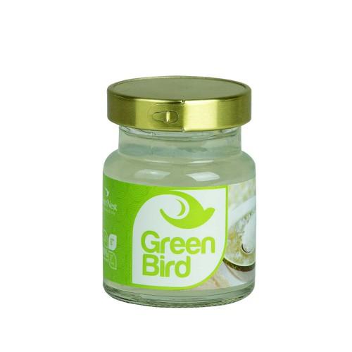 Green Bird - Nước Yến Sào Chưng Đường Phèn - Hũ Đơn 75g