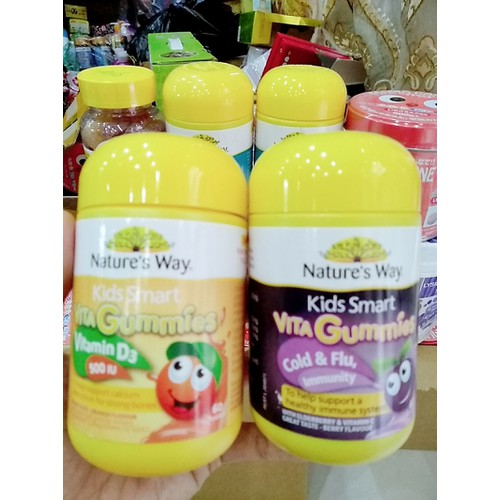 Kẹo Kids Smart Vita Gummies Vitamin