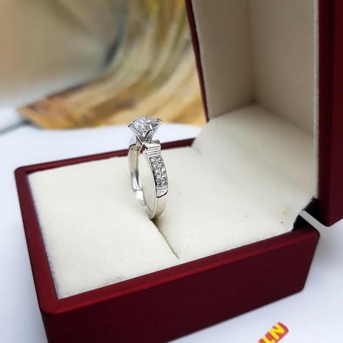 nhẫn bạc nữ nhỏ