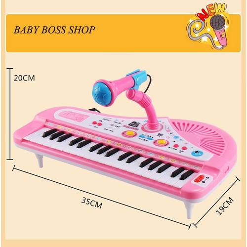 Đàn piano 37 phím cho bé Đồ chơi âm nhạc Đàn cho bé - 5142497 , 11437311 , 15_11437311 , 250000 , Dan-piano-37-phim-cho-be-Do-choi-am-nhac-Dan-cho-be-15_11437311 , sendo.vn , Đàn piano 37 phím cho bé Đồ chơi âm nhạc Đàn cho bé
