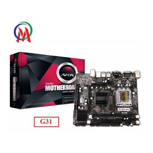 Main Afox Intel G31