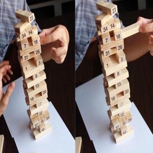 Bộ đồ chơi rút gỗ 54 thanh - 10842640 , 11397991 , 15_11397991 , 120000 , Bo-do-choi-rut-go-54-thanh-15_11397991 , sendo.vn , Bộ đồ chơi rút gỗ 54 thanh