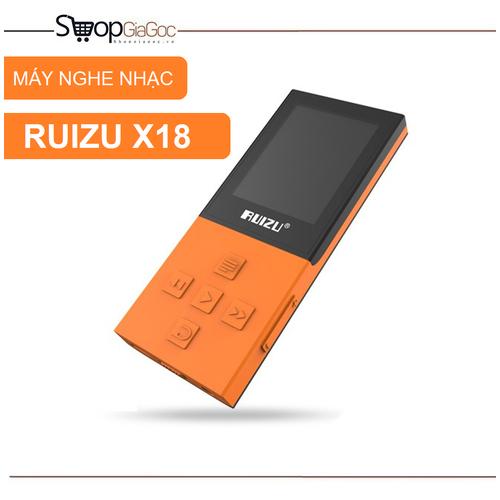 Máy nghe nhạc bluetooth lossless Ruizu X18 bản 8GB