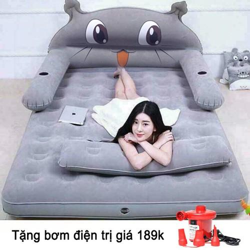 Giường hơi hình thú cao cấp