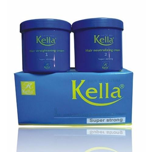 duỗi thẳng tóc Kella 500ml x 2