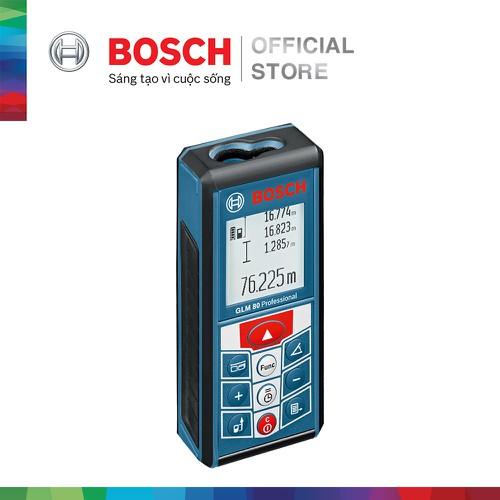 Máy đo khoảng cách laser Bosch GLM 80 - 10741521 , 10963456 , 15_10963456 , 6020000 , May-do-khoang-cach-laser-Bosch-GLM-80-15_10963456 , sendo.vn , Máy đo khoảng cách laser Bosch GLM 80