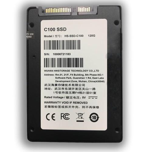 Ổ cứng SSD Hikvision C100 loại 120GB, bảo hành 3 năm