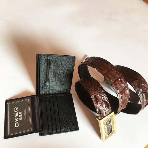 thắt lưng da cá sấu dây nịt nam doanh nhân thời trang khóa vàng - 5090759 , 10960961 , 15_10960961 , 999000 , that-lung-da-ca-sau-day-nit-nam-doanh-nhan-thoi-trang-khoa-vang-15_10960961 , sendo.vn , thắt lưng da cá sấu dây nịt nam doanh nhân thời trang khóa vàng