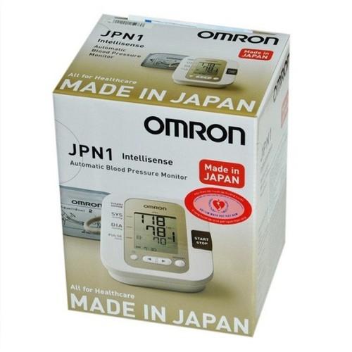 Máy đo huyết áp bắp tay Omron JPN1 sản xuất tại Nhật Bản - Omrron JPN1 - 10741835 , 10964407 , 15_10964407 , 1770000 , May-do-huyet-ap-bap-tay-Omron-JPN1-san-xuat-tai-Nhat-Ban-Omrron-JPN1-15_10964407 , sendo.vn , Máy đo huyết áp bắp tay Omron JPN1 sản xuất tại Nhật Bản - Omrron JPN1
