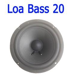 Loa Sound-bass  Ø20