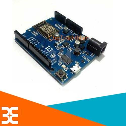 Arduino WiFi ESP8266 WeMos D1