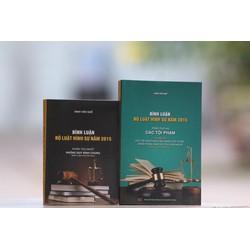 Bình luận Bộ Luật HS 2015-Quy Định Chung và Các Tội Phạm Chương 14