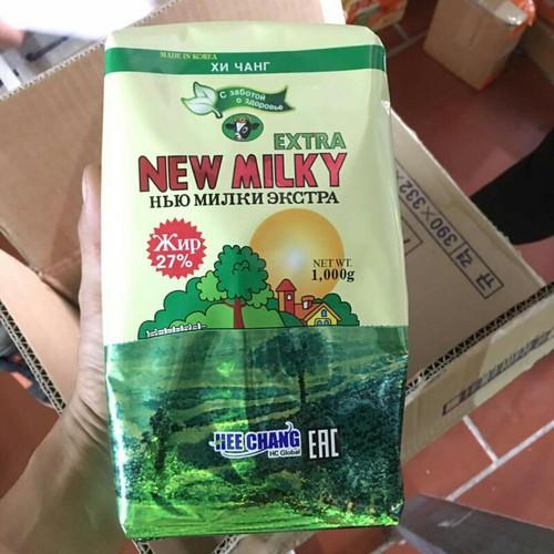 Sữa béo New Milky Extra Nga