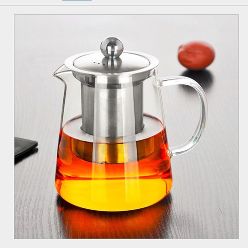 Ấm pha trà - Ấm pha trà có lõi lọc