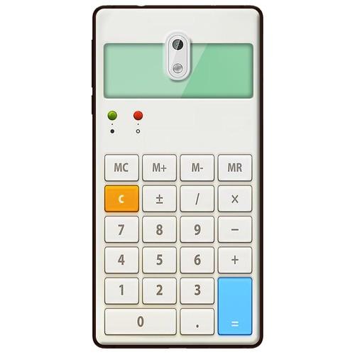 Ốp lưng nhựa dẻo Nokia 3 Máy tính