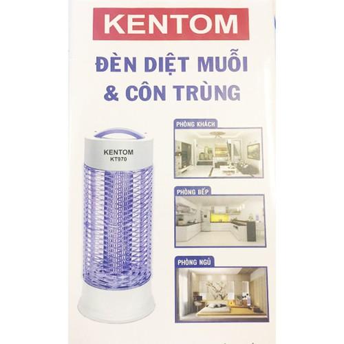 Đèn diệt muỗi và côn trùng Kentom