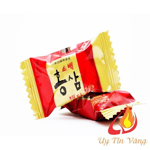 Combo 5 Gói Kẹo Sâm Sobaek Hàn Quốc 200gr
