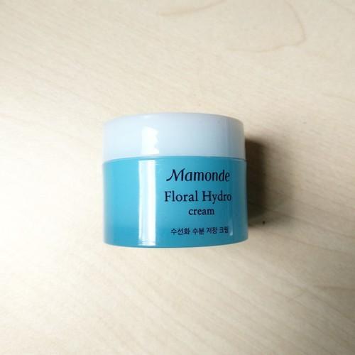 Sample Kem dưỡng ẩm phục hồi da Mamonde Floral Hydro Cream 15ml