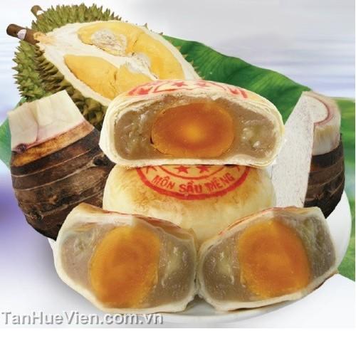 Bánh Pía Khoai Môn Sầu Riêng 1 trứng 3 sao - THV