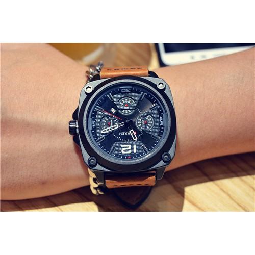 Đồng hồ nam Current thời trang MS-3083
