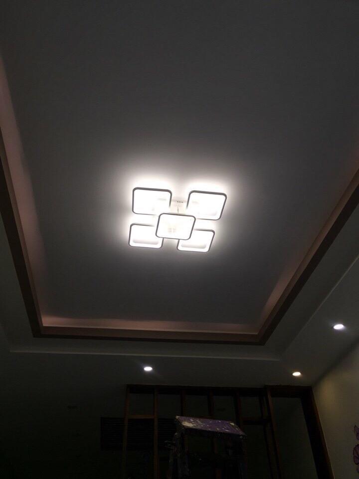 Đèn ốp trần hiện đại HL-054 2