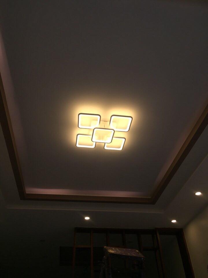 Đèn ốp trần hiện đại HL-054 3