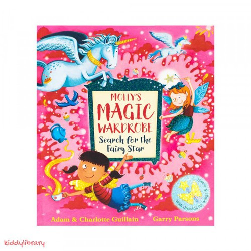 Truyện tranh tiếng Anh Mollys Magic Wardrobe Search For The Fairy Star