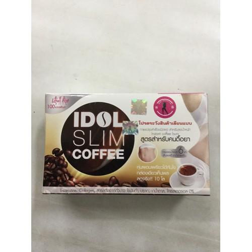 Cà Phê Giảm Cân IDOL SLIM Coffee Thái Lan 150g