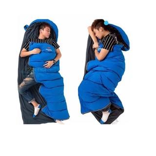 Bộ túi ngủ văn phòng, du lịch xếp gọn cực ấm đa năng - P3127Z thumbnail
