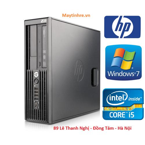 Workstation Z220 Intel Core i5 3470_RAm 4Gb_Ổ cứng 500Gb _ Sự lựa chọn tuyệt vời cho công việc của bạn