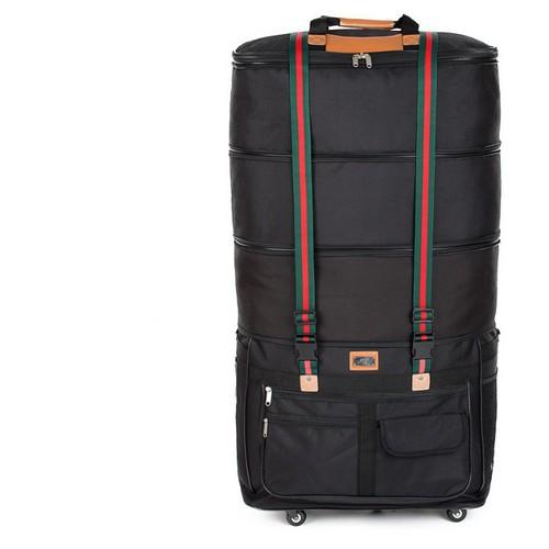 Túi kéo du lịch super carrier xếp gọn 3 tầng 57x30x100cm - best seller tony