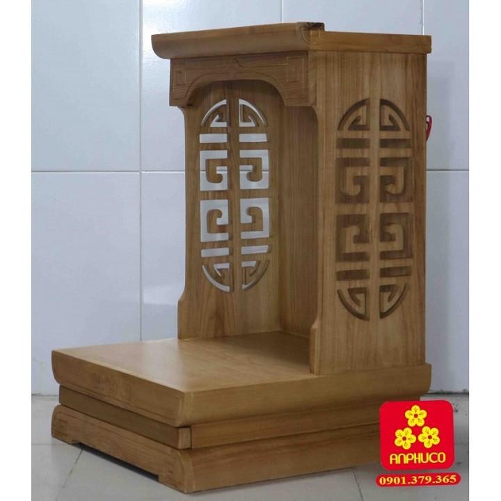 Mẫu bàn thờ Thần Tài kích thước nhỏ 2