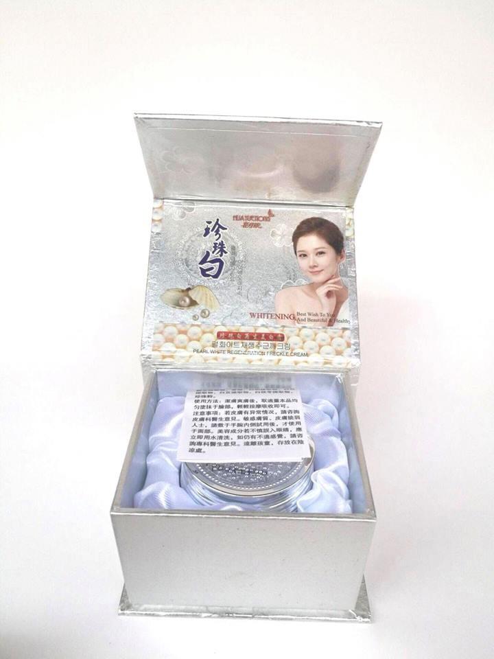 Kem duong trang Huayuenong ngoc trai danh cho da nam tan nhang HX2004 tai Hoai Xuan