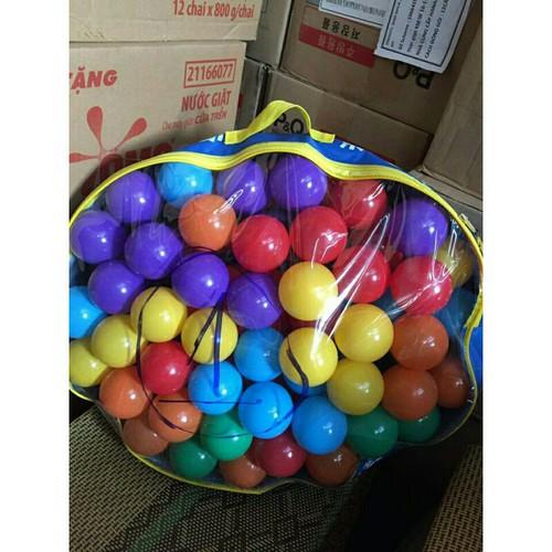 100 bóng đa sắc global cho bể bơi nhà bóng lều bóng