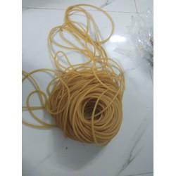 10 met dây cao su tròn ruột dày loại 4ly-5ly